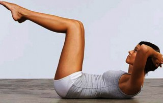 Crunches For A Stronger Back And Core